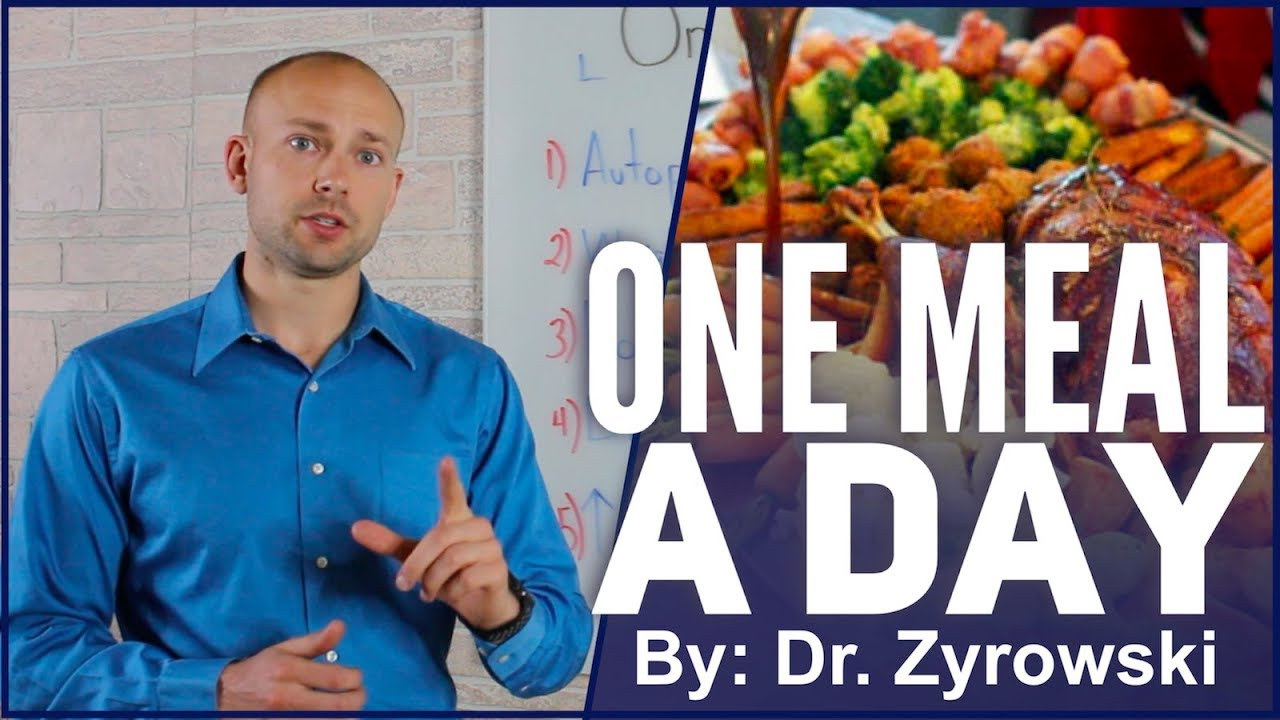 One Meal A Day | Extreme Fasting With OMAD - YouTube