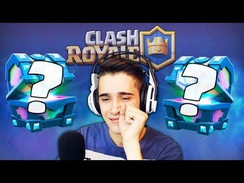 LEGENDARY CHALLENGE! :O (Clash Royale)