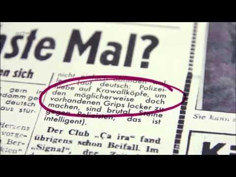 Die Bild-Zeitung und ihre Geschichte