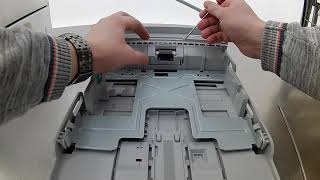 SAMSUNG ProXpress M3870FW Paper Feed Roller TUTORIAL