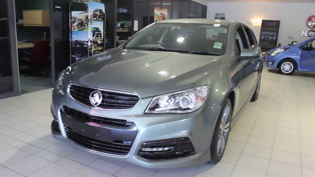 2014 holden vf commodore ss wagon review youtube vanachro Gallery