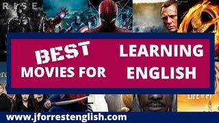 Good Movies for Learning English | 5 Best Hollywood Movies for Learning English