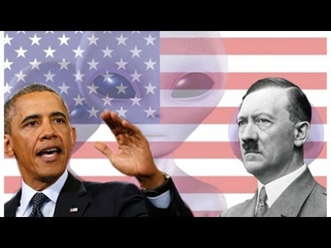 Nazi Space Aliens Run US Government, says Chinese Media | China Uncensored