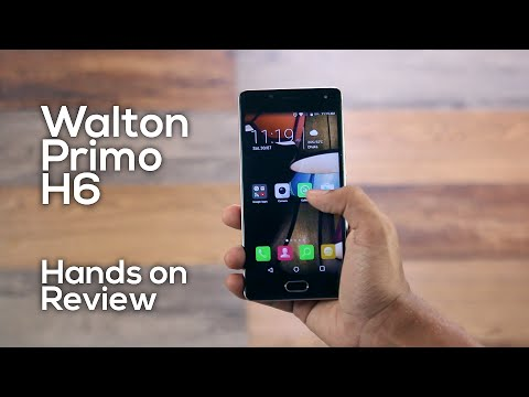 Walton Primo H6 Hands on Review