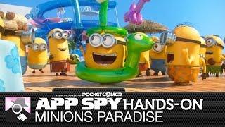 Minions Paradise | iOS iPhone / iPad Hands-On