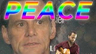 Peace Lies Beyond Personality (I don't Care) ft. Jim Carrey - Armov Plays