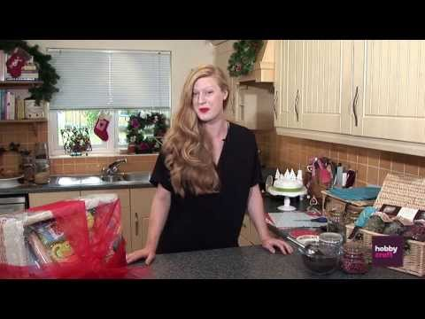 How to Make a Tea-Hamper Gift by Hannah Read-Baldrey & Hobbycraft