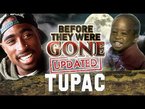 TUPAC SHAKUR - Before They Were GONE - ALL EYEZ ON ME - UPDATED BIO