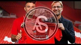 Trezeguet تريزيجيه - Welcome to Liverpool? - Skills&Goals [The new Hazard] [HD]