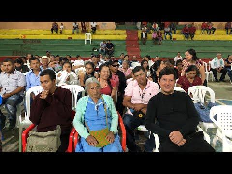 Padre Luis Toro en Colombia preguntas y respuestas