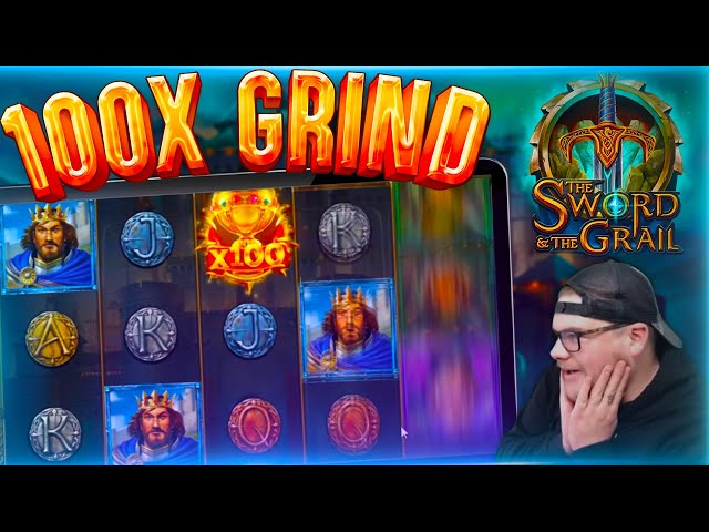 SLOT CHALLENGE! - The Sword And The Grail Forum Winner!