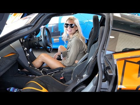 Her First Time Driving A Supercar [Modball Rally]