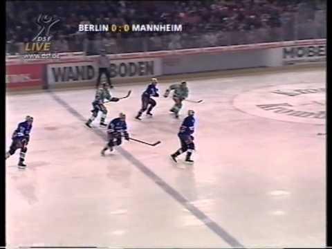 DEL 97-98 F1 Berlin - Mannheim 0-2 Teil 1