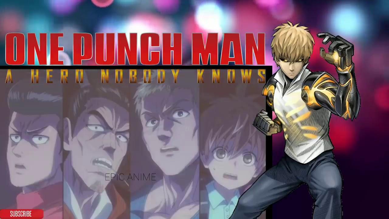One Punch Man Season 1 Episode 10 Sub Indo Youtube