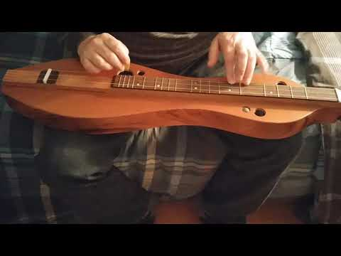 An Almaine, Anonymous - Fretted Dulcimer