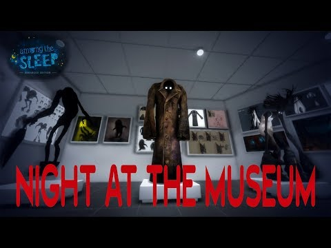 Among The Sleep (Enhanced Edition) | DLC/Bonus Content - Museum