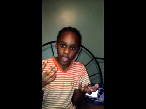 My son…9 yr old motivational speaker!!