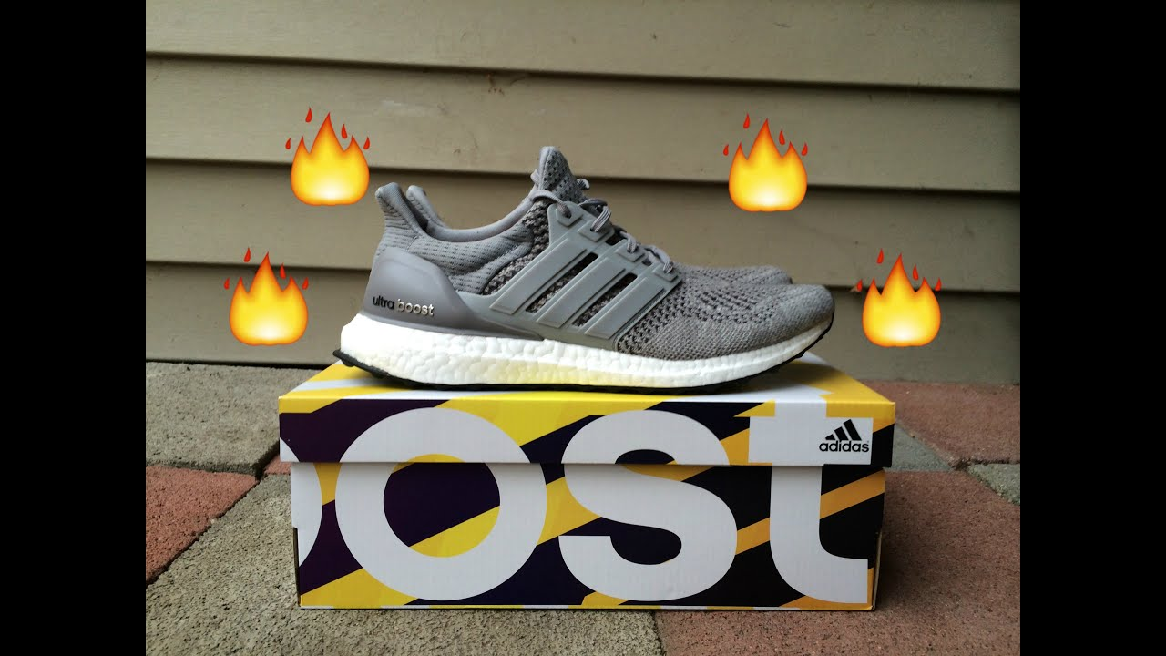 adidas ultra boost mystery grey