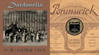 1929, Dardanella, Louis Katzman Orch. Hi Def, 78RPM Fox Trot