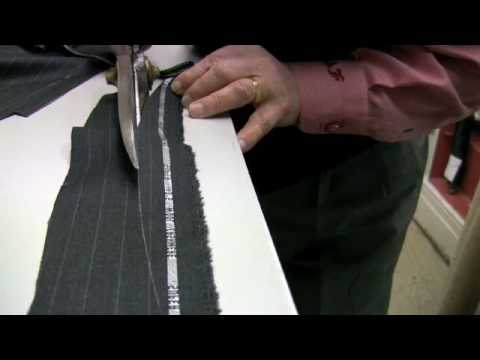Cutting the Cloth - Part Two