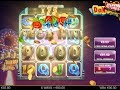 Donuts Slot - 75x Multiplier BIG WIN!