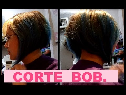 Cut Bob do it your same at your house|Eres Hermosa.