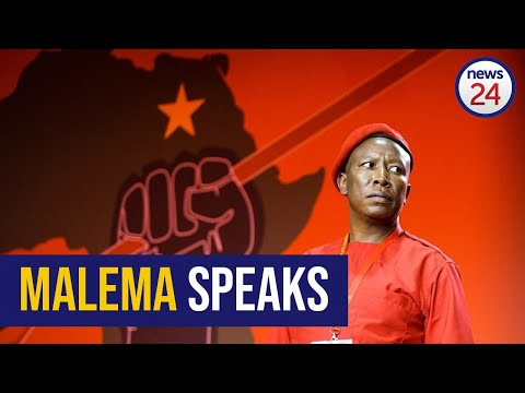 WATCH LIVE | Julius Malema addresses the Press Club of South Africa