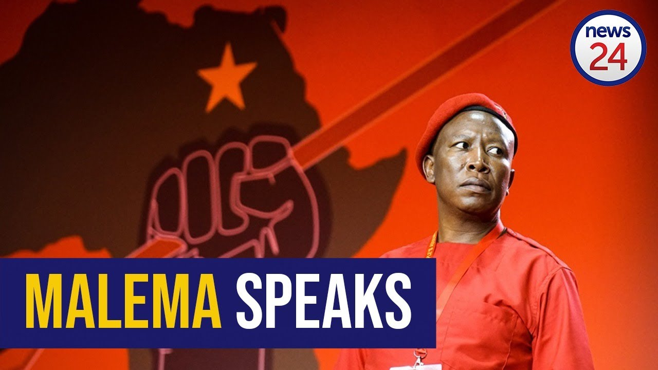 WATCH LIVE | Julius Malema addresses the Press Club of South Africa - News24