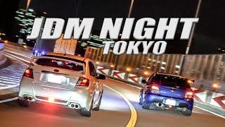 SUPER CAR GUYS MEET IN TATSUMI #japan #supercars #tokyonight