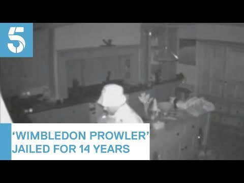 'Wimbledon Prowler' Jailed For 14 Years After Raiding Homes Of The Rich And Famous | 5 News