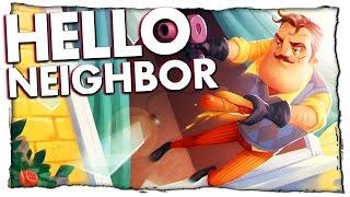 видео игру как достать соседа