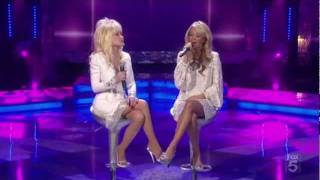 Carrie Underwood & Dolly Parton - I Will Always Love You An All-Star Holiday Special