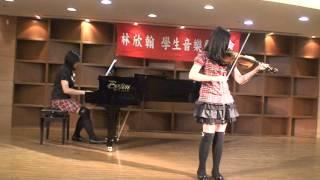 melody小提琴演奏 優雅的貴婦 vivian 鋼琴伴奏