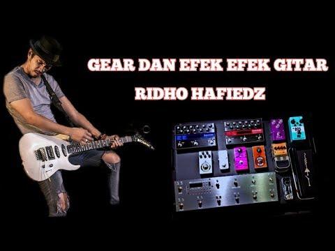 "Ridho Hafiedz ""Slank"" Gear"