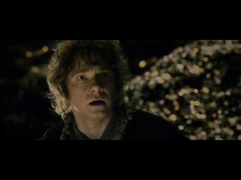 Fan Edit: Bilbo And Smaug Restructured (The Hobbit)