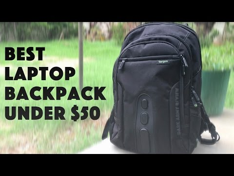 Best Laptop Bag under 50$ | INDIA