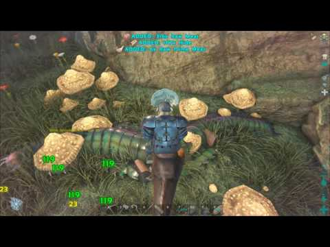 Ark: Survival Evolved The Center- Cave Dino Experiment (S2E24)