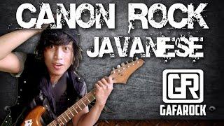 CANON ROCK JAVANESE VERSION - Gafarock