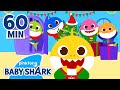 Christmas Sharks UNITE! | Christmas Songs | Holiday Special | +Compilation | Baby Shark