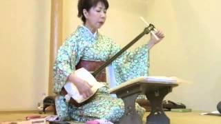 待てどくらせど(三絃歌曲) - 藤井大史