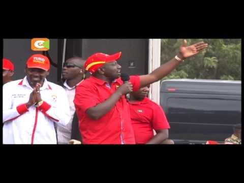 Jubilee claims NASA cartels want ballots tender