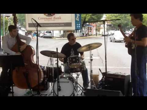 Matt Richards and Power Trio Jazz Project - Sound Check