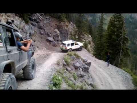 Black Bear Pass Colorado >> Black bear Pass 2014 - YouTube