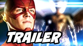The Flash Season 2 Episode 8 Arrow Crossover Trailer Breakdown