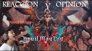 Reacción Y opinión de DEVIL MAY CRY 5 | TGA Trailer