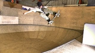 Road Trippin' - Adrenaline Alley Skatepark  Corby - Pt 1