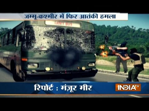 Pampore Ambush: 8 CRPF Jawans Martyred, 2 Militants Shot Dead in Terror Attack
