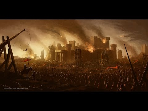 SECRETS OF THE LOST EMPIRES: Medieval Siege (documentary)