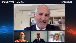 """Ey digital talk - life science: 2° panel su """"nuove frontiere della ricerca e dell'innovazione"""""""