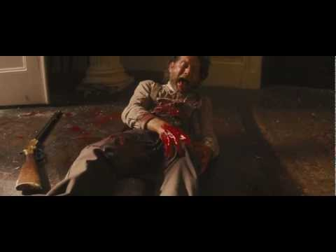 Django Unchained - Best Gun Fight Scene HD